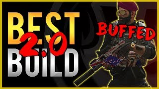 The Division 2   My BEST Build Ever 2.0! Buffed & Updated
