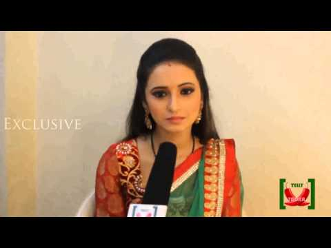 Shivani Surve Aka Chavi In Conversation With Telly Tadka video