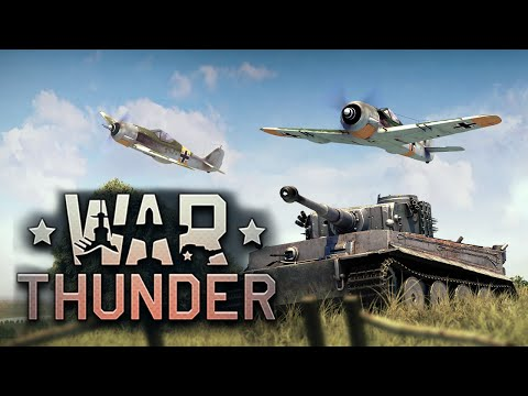 War Thunder - Бойня КВ-1Э #20
