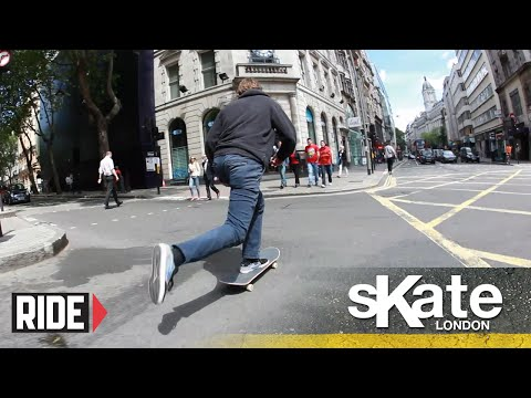 SKATE London with Nick Jensen