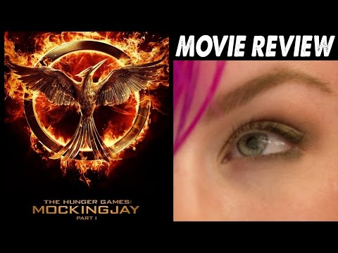 Mockingjay Part 1 Movie Review + Red Carpet Interviews. The Hunger Games.