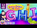 GHI Songs Learning English Is Fun ChuChu TV Phonics Words Learning For Preschool Children mp3