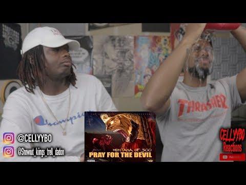 Montana Of 300 - Chiraq Vs NY [Prod. By Bug Mega] (Official Audio) - REACTION