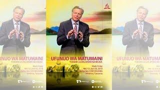 """""""Maandalizi ya Mkutano wa Ufunuo wa Matumaini Mwanza 2018 yanakwenda vizuri"""" - Mch. Sadock Butoke"""