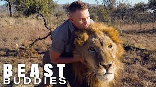 'Lion King's' Top 5 Animal Trainer Moments | BEAST BUDDIES