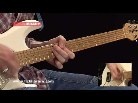 Stevie Ray Vaughan Guitar Lessons | Jam With  DVD With Jamie Humphries