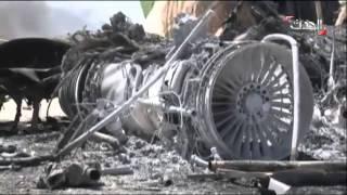 معارك مطار طرابلس تدمر 21 طائرة بقيمة ملياري دولار