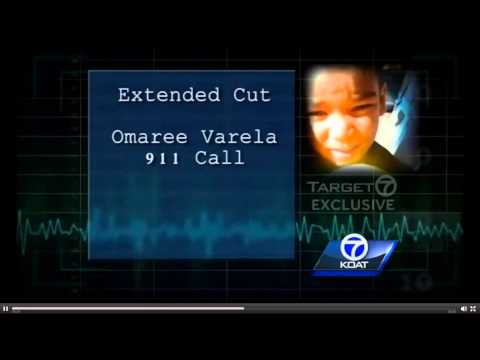 Abused 9yr Old Child Calls 911 for Help - 6:50 min