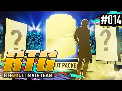 WE PACKED A BIG WALKOUT! - #FIFA20 Road to Glory! #14 Ultimate Team