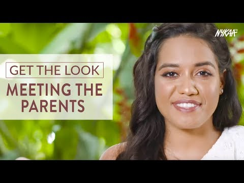 Get The Look: Meeting The Parents With Debasree Banerjee + Giveaway