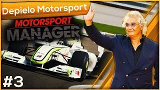 Motorsport Manager (FR) - #3 - Conditions changeantes