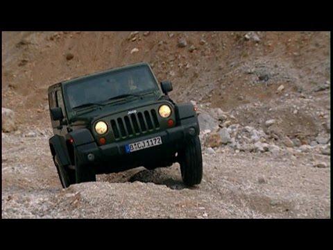VW Tiguan vs. Jeep Rubicon