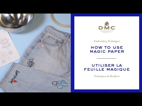 How to use Magic paper (DIY Style)