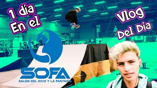 1 primer día SOFA 2018! -Justin David Vlogs