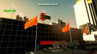 GPU PhysX in Mirror's Edge