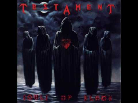 Testament - Absence Of Light