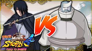 NARUTO SHIPPUDEN: Ultimate Ninja STORM 4 ROAD TO BORUTO | Adult Sasuke VS Kinshiki - Full Boss Fight