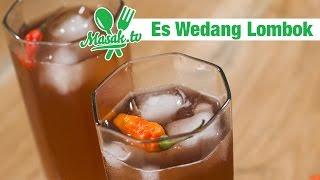 Es Wedang Lombok | Minuman #109