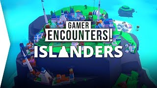 Peaceful City-building - Islanders ► Minimalist Puzzle City-builder Gameplay - [Gamer Encounters]