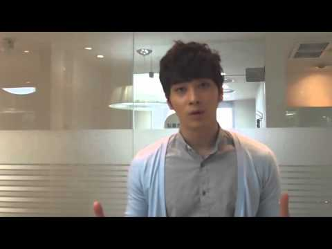 Chansung's Dream Dentistry Cheering Message (JYPE's dentist)