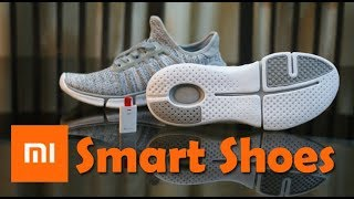 Xiaomi Mijia Smart Shoes review - Mi Men Sports Shoes 2, now in India for Rs. 2,499