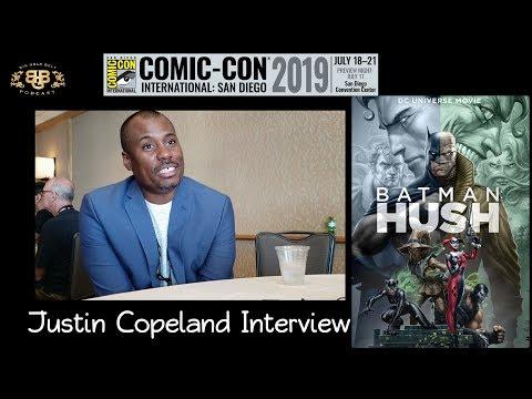 Batman: Hush SDCC 2019 | Director Justin Copeland Interview | DC Universe