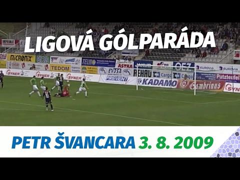 Ligová gólparáda - Petr Švancara (Jablonec - Slovácko)