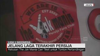 Jelang Laga Terakhir Persija | Liga 1 Indonesia