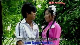 Tsim Nuj Xyooj- Hluas Nkauj Hà Nội  (WideScreen) H'Mông Bài Hát: Cô Gái Hà Nội