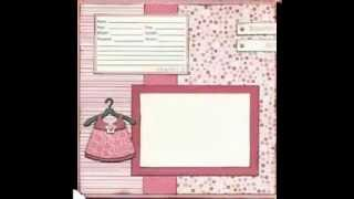 Creative Baby book decorating ideas