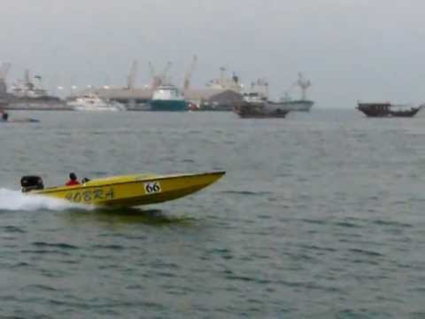 HD Video - 240 fps on FZ200 @ Doha Port
