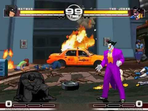 MUGEN : Comic Classics 5 Batman vs Joker