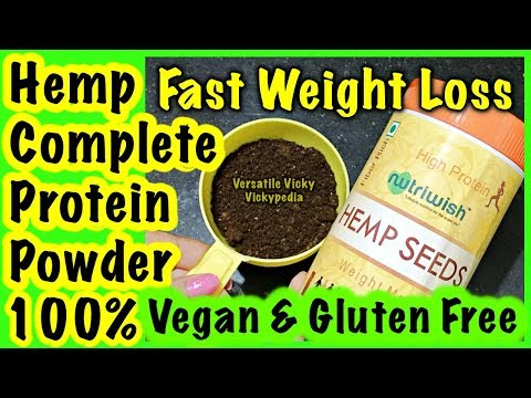 How to make Protein Powder at home | Best Protein Powder for WEIGHT LOSS & MUSCLE BUILDING | VEGAN