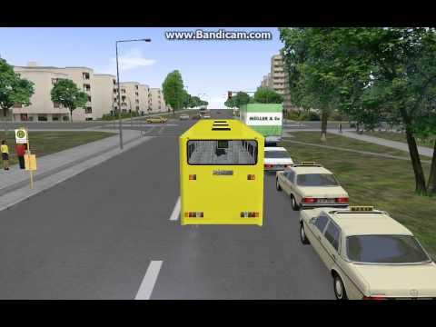 Omsi bus simulator Ikarbus 103 Review