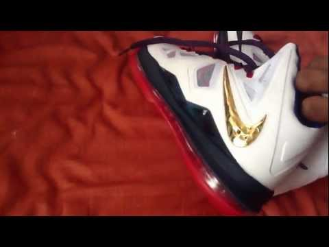 Lebron X Olympic USA (United We Stand) Mkhiphop
