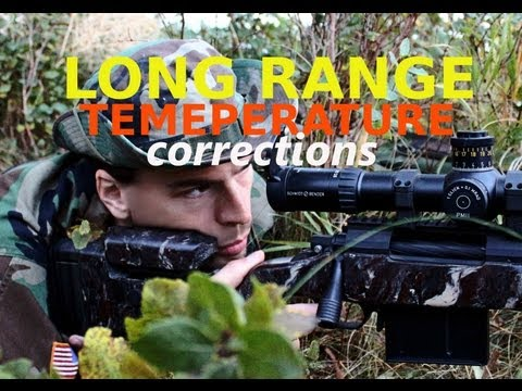 SNIPER 101 Part 28 - Temperature Corrections - Rex Reviews