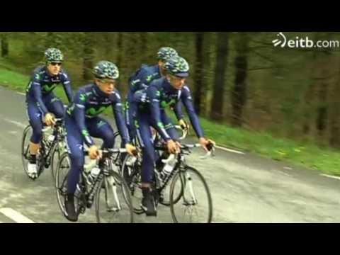 Reconocimiento Vuelta al País Vasco 2013 - Etapa 5