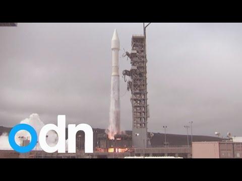 US launches new surveillance satellite