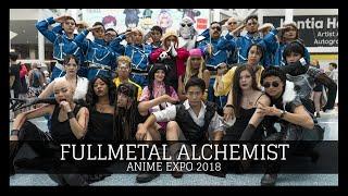 Fullmetal Alchemist Anime Expo 2018 - The Corps Dance Crew