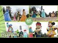 Disney Pirates & Princesses Make Your Choice  (4 STAGES) at Central Plaza - Disneyland Paris 2018.mp3