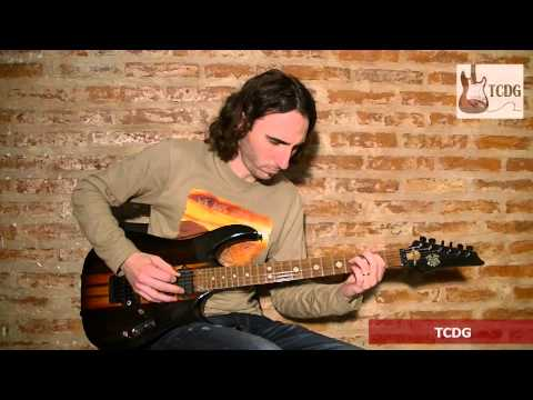 One (Metallica) Electric Guitar Cover by Mario Freiria / One En Guitarra El�ctrica TCDG