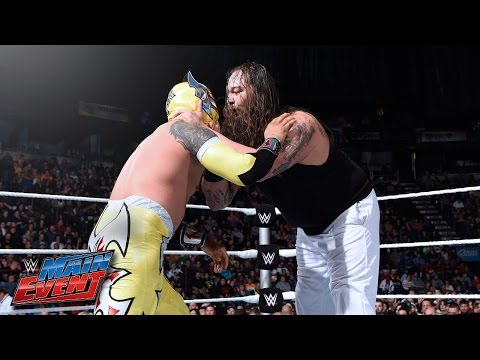 Sin Cara Vs. Bray Wyatt: Wwe Main Event, Nov. 4, 2014 video
