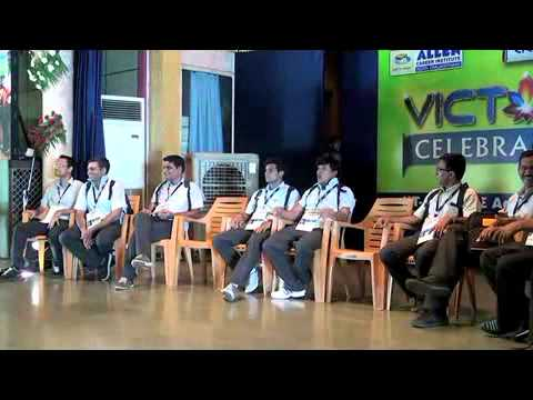 ALLEN Career Institute - IIT JEE 2014 Victory Celebration - Masti Ki Pathshala