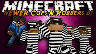 Minecraft Mini-Game : COPS N ROBBERS 3.0 ROUND EIGHT!
