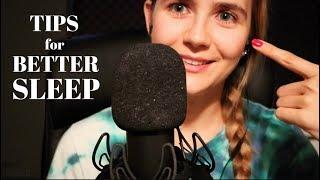 ASMR Tips for Better Sleep