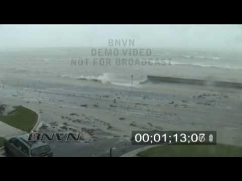Hurricane Rita video - Key West Florida - 2005