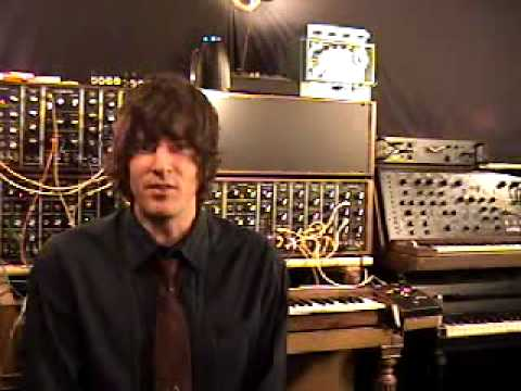 Discussion of the various merits of the Minimoog