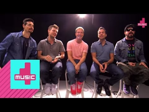Backstreet Boys: in A World Like This (a Capella) & Interview video