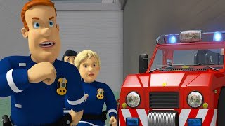Fireman Sam US New Episodes | Penguin Run 🐧 45 Minutes of Pure Adventure 🚒  | Cartoons for Children