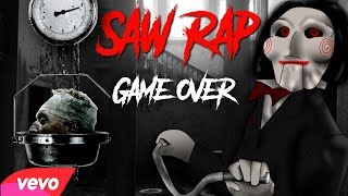 Jigsaw Rap Song - Game Over (Saw 2017 Trailer) ft. Divide | Daddyphatsnaps